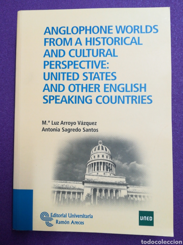 Libros: Anglophone Worlds from a Historical and Cultural Perspective: United States and other English.. UNED - Foto 1 - 140494704