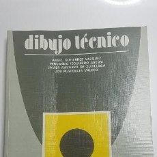 Libros: DIBUJO TÉCNICO. COU. EDICIONES ANAYA.. Lote 141713946