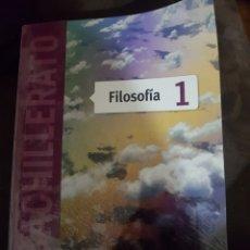 Libros: LIBRO DE FILOSOFÍA. Lote 142465377