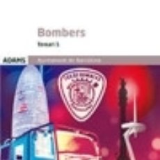 Libros: TEMARI 1 BOMBERS AJUNTAMENT DE BARCELONA. Lote 142839614