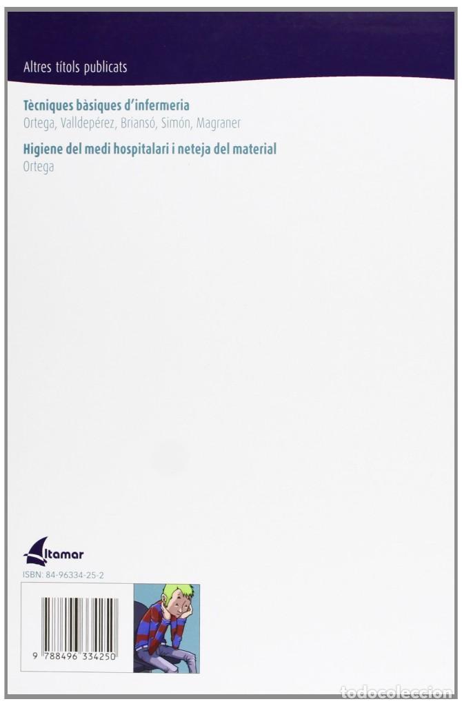 Libros: EDUCACIO PER A LA SALUT: RECOLZAMENT PSICOLOGIC AL PACIENT (2015) - M. GIMENEZ - ISBN: 9788496334250 - Foto 2 - 143200162
