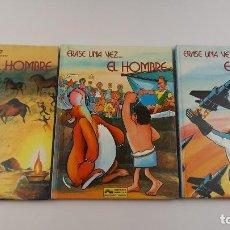 Libros: ERASE UNA VEZ… EL HOMBRE EDICIONES JUNIOR 1993. Lote 148611502