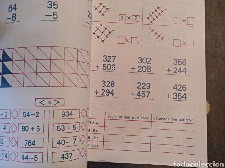 Libros: Ciempiés. Cuaderno de matemáticas 2º EGB 5. Barcanova - Foto 3 - 149477274