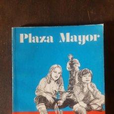 Libros: PLAZA MAYOR. REALIDAD Y LECTURA 3. SANTILLANA. 1982. NO USADO.. Lote 149673094