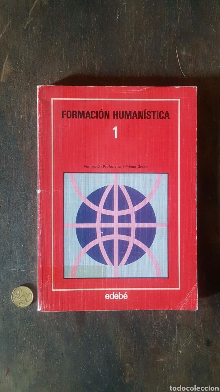FORMACIÓN HUMANÍSTICA 1. EDEBÉ. FORMACIÓN PROFESIONAL. NO USADO (Libros Nuevos - Libros de Texto - Ciclos Formativos - Grado Medio)