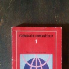 Libros: FORMACIÓN HUMANÍSTICA 1. EDEBÉ. FORMACIÓN PROFESIONAL. NO USADO. Lote 149675397