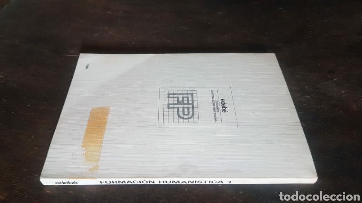 Libros: Formación Humanística 1. Edebé. Formación Profesional. No usado - Foto 2 - 149675397