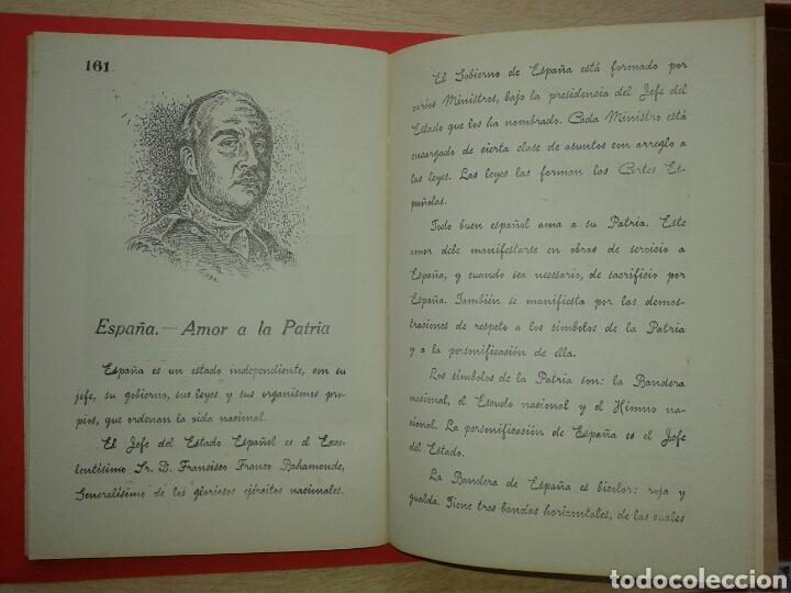 Libros: RAYAS CUADERNO DE ESCRITURA ESCOLAR 1961 - Foto 6 - 150825101
