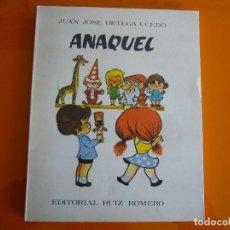 Libros: ANAQUEL DE LA EDITORIAL RUIZ ROMERO. Lote 151973046