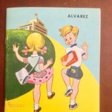 Libros: MI CARTILLA. 4ª PARTE. ALVAREZ. AÑO: 1967. NUEVA. Lote 156508858