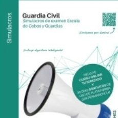 Libros - Guardia Civil Escala de Cabos y Guardias. Simulacros de examen - 158232269