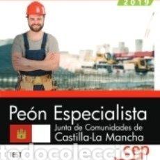 Libros: PEÓN ESPECIALISTA. JUNTA DE COMUNIDADES DE CASTILLA LA MANCHA. TEST. Lote 159354280