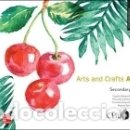 Libros: LA ARTS AND CRAFTS A. LIBRO ALUMNO.. Lote 160786228