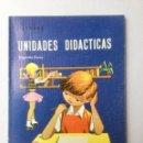 Libros: UNIDADES DIDACTICAS 2º CURSO. ALVAREZ MIÑON. NUEVO. Lote 160848706