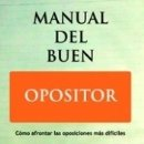 Libros: MANUAL DEL BUEN OPOSITOR. Lote 161150773