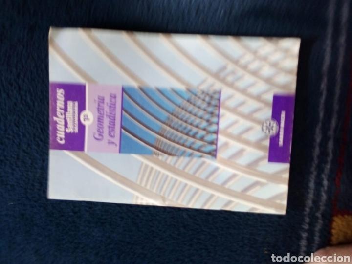 GEOMETRÍA Y ESTADISTICA ESO 1998 (Libros Nuevos - Libros de Texto - ESO)