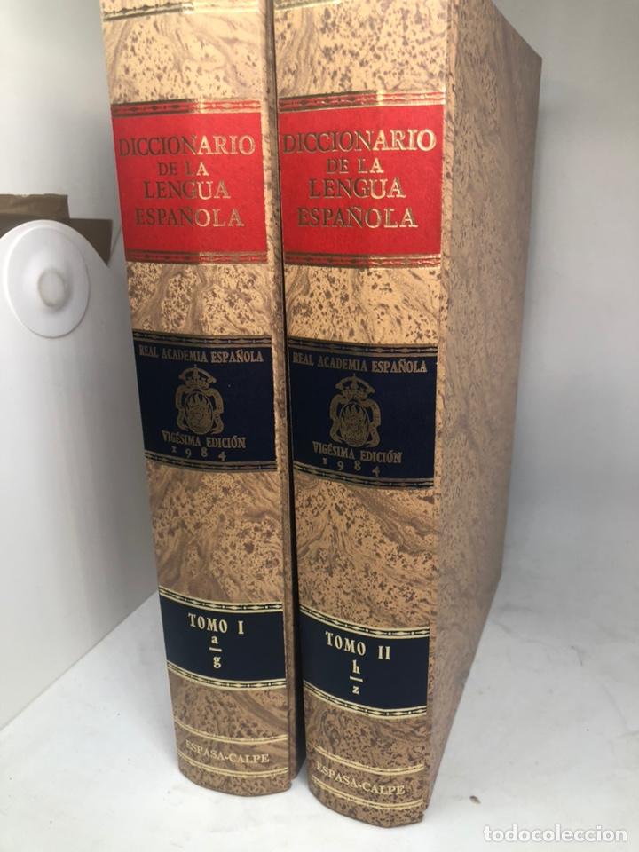 DICCIONARIO DE LA LENGUA ESPAÑOLA REAL ACADEMIA ESPAÑOLA 1984 (Libros Nuevos - Libros de Texto - ESA)