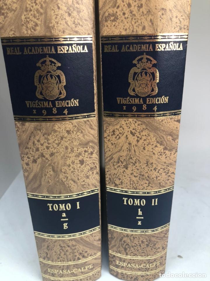 Libros: Diccionario de la lengua española Real Academia Española 1984 - Foto 3 - 163392146