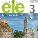 Libros: AGENCIA ELE 3 ALUM+@ NUEVO. Lote 165459941