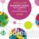 Libros: CADERNO DE EDUCACIÓN PLÁSTICA, VISUAL E AUDIOVISUAL 3º ESO NIVEL II. Lote 165470372