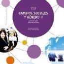 Libros: CAMBIOS SOCIALES Y GÉNERO II, 3 ESO. Lote 165470473