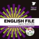 Libros: ENGLISH FILE 3RD EDITION BEGINNER STUDENT'S BOOK + WORKBOOK WITH KEY PACK. Lote 165531346