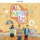 Libros: ALL ABOUT US 4. CLASS BOOK. Lote 165531616
