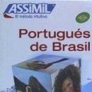 Libros: PORTUGUES DE BRASIL. Lote 165583200