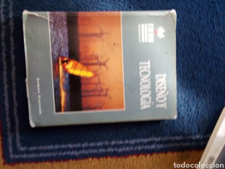DISEÑO Y TECNOLOGÍA ESO 1997 (Libros Nuevos - Libros de Texto - ESO)