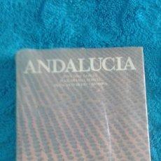Libros: LIBRO DE TEXTO EDITORIAL ANAYA ANDALUCIA . Lote 167362608