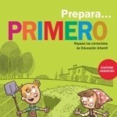 Libros: PREPARA PRIMERO. Lote 170079033