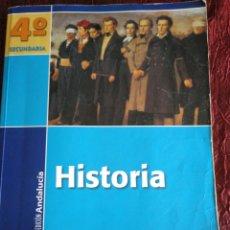Libros: HISTORIA 4° ESO. OXFORD EDUCACIÓN. PROYECTO ÁNFORA. Lote 170086854