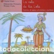 Livros: LA ISLA DE TÍA LOLA. Lote 170170165