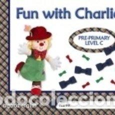 Libros: FUN WITH CHARLIE. LEVEL C. PROYECTO DE INGLÉS. EDUCACIÓN INFANTIL.. Lote 171430323