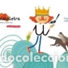 Libros: MOLALALETRA - NIVEL 2 - 4 AÑOS (CUADRICULA). Lote 171453245