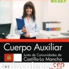 Libros: CUERPO AUXILIAR. JUNTA DE COMUNIDADES DE CASTILLA-LA MANCHA. TEST. Lote 171453248