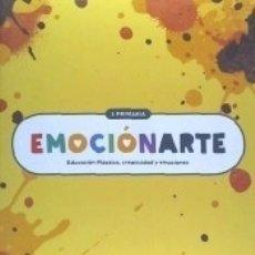Libros: EMOCIONARTE EDUCACION PLASTICA, CREATIVIDAD Y EMOCIONES 3 PRIMARIA. Lote 171459155