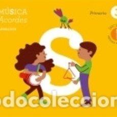 Libros: MUSICA ACORDES 3 PRIMARIA. Lote 171459159