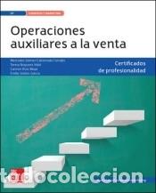 OPERACIONES AUXILIARES DE VENTA. CERTIFICADOS DE PROFESIONALIDAD. ACTIVIDADES DE VENTA (Libros Nuevos - Libros de Texto - Infantil y Primaria)
