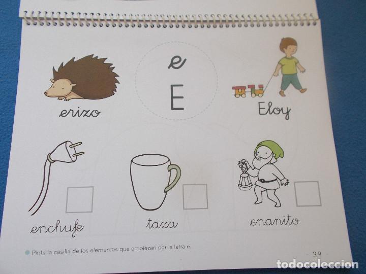 Libros: MIS LETRAS 1 - pauta - SANTILLANA ( sin estrenar ) - Foto 3 - 171736455