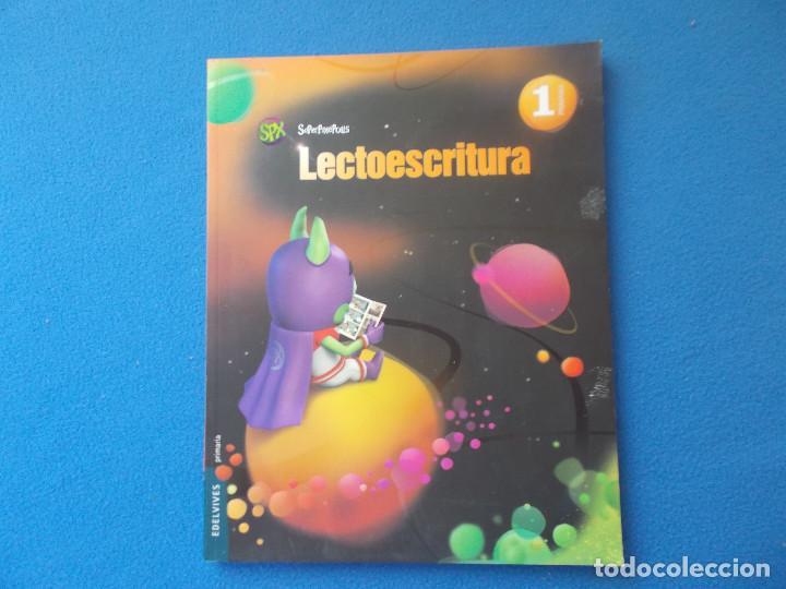 LECTOESCRITURA 1 - EDELVIVES SUPERPIXEPOLIS ( NUEVO ) (Libros Nuevos - Libros de Texto - Infantil y Primaria)