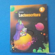 Libros: LECTOESCRITURA 1 - EDELVIVES SUPERPIXEPOLIS ( NUEVO ). Lote 172110767