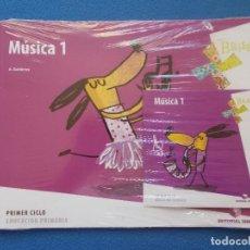 Libros: MUSICA 1 . EDITORIAL TEIDE ( NUEVO ). Lote 172111519