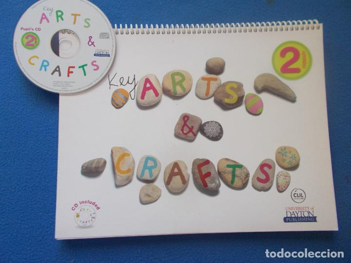 ARTS AND CRAFTS 1 . EDITORIAL UNIVERSITY OF DAYTON ( NUEVS ) (Libros Nuevos - Libros de Texto - Infantil y Primaria)
