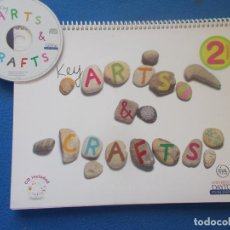 Libros: ARTS AND CRAFTS 1 . EDITORIAL UNIVERSITY OF DAYTON ( NUEVS ). Lote 172111923