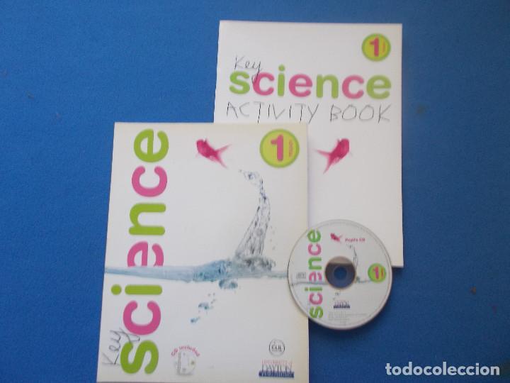 SCIENCE 1 . EDITORIAL UNIVERSITY OF DAYTON ( NUEVO ) (Libros Nuevos - Libros de Texto - Infantil y Primaria)