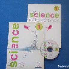 Libros: SCIENCE 1 . EDITORIAL UNIVERSITY OF DAYTON ( NUEVO ). Lote 172112182