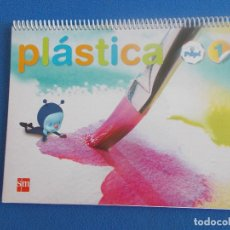 Libros: PLASTICA 1 ( 1º DE PRIMARIA ) - EDITORIAL SM ( SIN ESTRENAR ). Lote 172429475