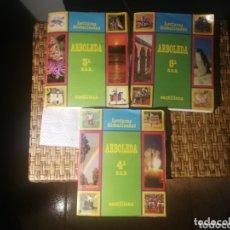 Libros: LIBROS LECTURAS GLOBALIZADA ARBOLEDA SANTILLANA 3,4,5 DE E. G. B. Lote 226679977