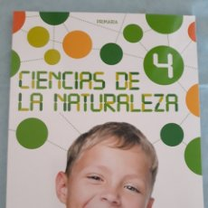 Libros: CIENCIAS DE LA NATURALEZA, 4 PRIMARIA, ANAYA. Lote 172888897